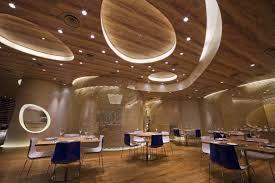 unique restaurant lighting ideas leds. gypsum board ceiling for unique restaurant lighting ideas leds