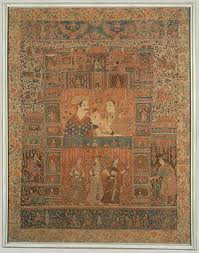 n textiles trade and production essay heilbrunn timeline  kalamkari hanging figures in an architectural setting