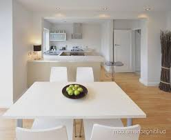 modern high kitchen table. Brilliant Table 65 Most Enchanting Modern High Kitchen Table White Cabinet Decor Idea  Remodeling Pink Bubble Motives Remodelling Sea Blue Accents And Subway Tile Backsplash  With