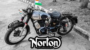 1948 norton 500cc norton motorcycles youtube