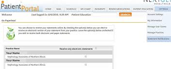 Patient Portal Info And Login