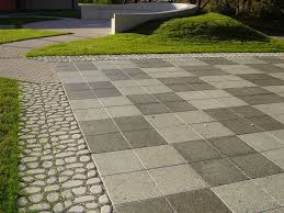 outdoor tile floor concrete polished dolomite