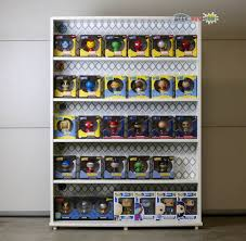 marvel and dc comics funko pop dorbz display diy inspiration