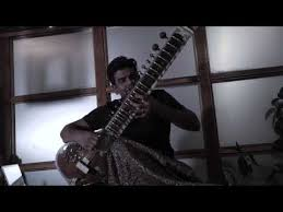 chandelier sitar cover