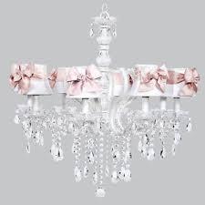 pink chandelier lighting. Image Is Loading Kids-Jewel-White-Pink-Crystal-Chandelier-Light-Fixture- Pink Chandelier Lighting