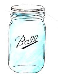 Small Picture Mason Jar Coloring Page New glumme