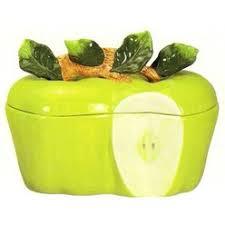 Green Apple Breadbox