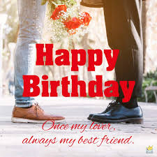 birthday wishes and poems for your ex