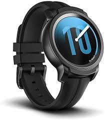 <b>Ticwatch E2</b> Smartwatch, 5 ATM Waterproof, Swim-ready: Amazon ...