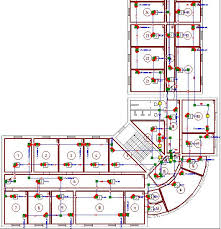 network diagram software for electric, network, fire alarm fire alarm wiring schematic at Fire Alarm Layout Diagram