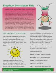 october newsletter ideas images of october newsletter ideas preschool template templates for