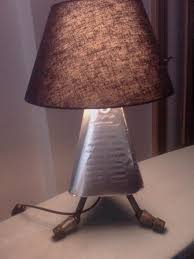Diy Table Lamp 3 Steps With Pictures