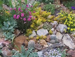 Small Picture rock garden ideas for small gardens traditional rock garden