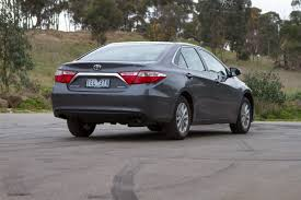 2015 Toyota Camry Altise Review | Practical Motoring