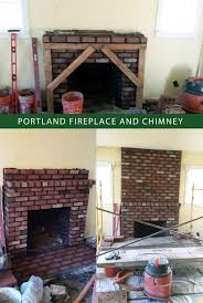 Northeast Portland Historic Finishes  Portland Fireplace And ChimneyPortland Fireplace And Chimney