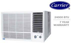 carrier air conditioning window. carrier 24000 btu window air conditioner (model: 51gsd247m-0c1), review and buy in riyadh, jeddah, khobar rest of saudi arabia | souq.com conditioning i