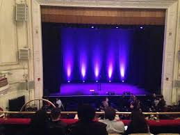 Great Location Horrible Seating Review Of The Wilbur