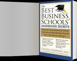 mba admissions book expartus the best business schools secrets