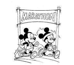 25 Ontwerp Mickey Mouse Clubhuis Kleurplaat Mandala Kleurplaat