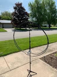 antennas grouchyfarmer first look at the alpha mag loop antenna