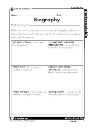 My Life Story Template Book Dementia Storybook Free Download