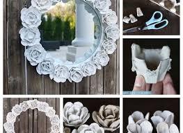 best diy mirror frame ideas