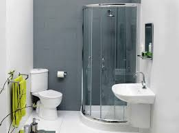 Small Picture Small Bathroom Ideas With Corner Shower Only Glassenclosed O To