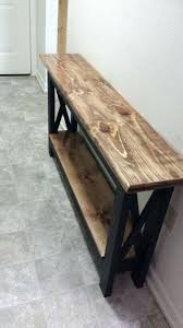 Diy entry table plans Rustic Diy Hall Table Hallway Table Table Entryway Table Farm House Entry Table Pallet Entry Free Diy Diy Hall Table Issuehqco Diy Hall Table Entryway Free Diy Hall Table Plans Issuehqco
