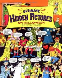 Enjoy chatting and commenting with your online friends. Hidden Pictures On Halloween Ultimate Hidden Pictures Tallarico Tony 9780843102642 Amazon Com Books