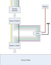 alpine ktp 445 wiring diagram & alpine amplifier wiring diagram trailer wiring diagram 7 pin at Wiring Harness Wiring Diagram