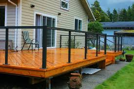fine deck wire cable railings affordable stainless steel railing fittings supplies intended d cable deck railing c90