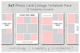 Picture Collage Templates Free Download Photoshop Photo Collage Template Free Templates 9 Picture
