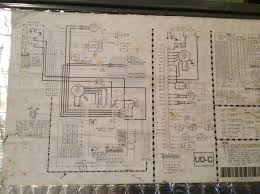 american standard thermostats wiring diagrams american standard american standard electric furnace wiring diagram jodebal com
