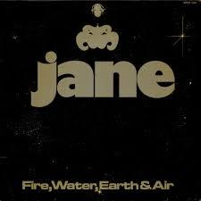 <b>Jane</b> - <b>Fire</b>, <b>Water</b>, Earth & Air - Vinyl LP - 1976 - DE - Original | HHV