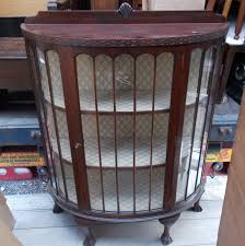 oriental furniture perth. A Semi Circular Display Cabinet Oriental Furniture Perth O
