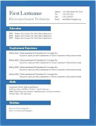 Microsoft Office 2010 Resume Templates Download Resume Templates For Microsoft Office Emelcotest Com
