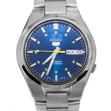 seiko 5 automatic blue dial mens watch snk615k1 snk615k snk615