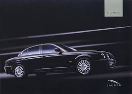 Jag-lovers brochures - the 2005 S-TYPE brochure