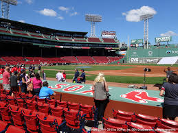 Fenway Park View From Field Box 21 Vivid Seats