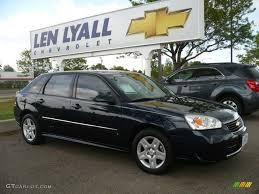 2006 Dark Blue Metallic Chevrolet Malibu Maxx LT Wagon #30543897 ...