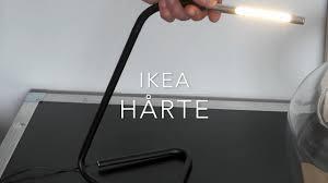 Ikea Hårte Led Work Lamp