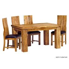 small dining room chairs. Acacia Dining Table - Small With 4 Chairs Room