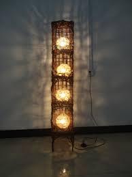 Font B Creative Floor Lamp Font