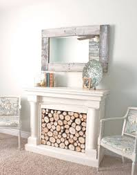diy fireplace ideas thar are chic