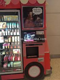 Benefit Vending Machine Prices Adorable Cooler System Vending Machine For Makeup And Cosmetic