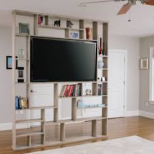 Hand Crafted Lexington Room Divider / Bookshelf / Tv Stand by Corl Design  Ltd | CustomMade.com