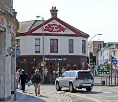 The Hydrant, formerly the Hare and Hounds, Preston Circus, Brighton East  Sussex   East sussex, British pub, Brighton