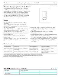 lutron maestro 150watt singlepole3waymultilocation digital lutron Lutron Maestro Dimmer Wiring Diagram lutron msclvpmwh spec sheet maestro dimmer wiring diagram lutron maestro dimmer wiring diagram