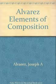 Amazon | Elements of Composition | Alvarez, Joseph A. | Words & Language