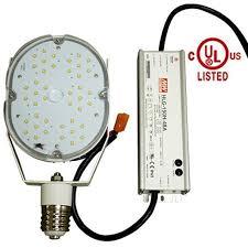 led street lights retrofit